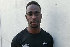 Abiola - A personal trainer at AUT city gym