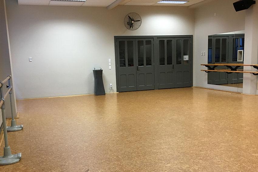 Venue and facility hire aut gym